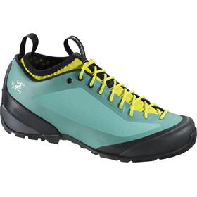 Arc'teryx W's Acrux FL Approach Shoes Patina/Venom